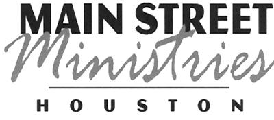 Main Street Ministries Houston