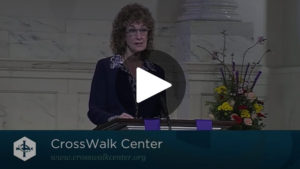 Kathy Vosburg at First Presbyterian Houston