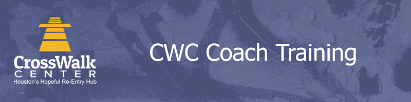 CWC Coach Training