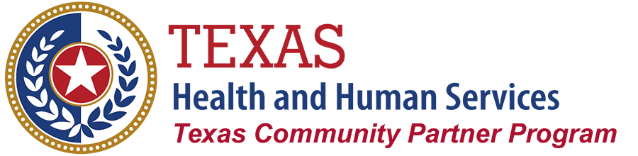 Texas Health and Human Services Texas Community Partner Program