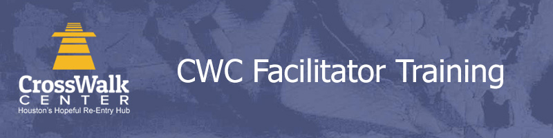 CWC Facilitator Training